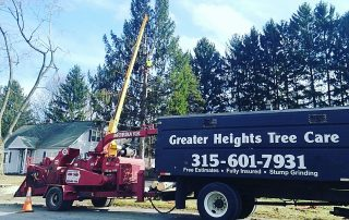Greater Heights Tree Care Equipment